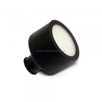 HSP 02028 Air Filter 1/10 Scale 0.18 engine Black with sponge.
