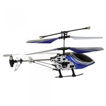 NEW FALCON-X Mini 3.5 Ch Infrared Metal RC Helicopter with Gyro