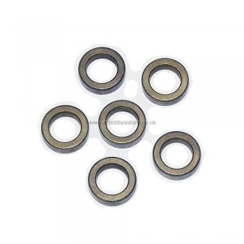 Wind Hobby 02079 Copper Oil Bearing (15 x 10 x 4) 6pcs. Spare Parts HSP