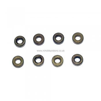 Wind Hobby 02080 Copper Oil Bearing (10x5x4) 8pcs. Spare Parts HSP