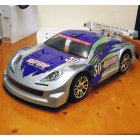 1/8th Top Spec Brushless Electric Powered Advanceed On-Road Race Car