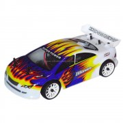 Zillionaire 1/16 Scale Electric RC On Road Car with 2.4GHz Radio