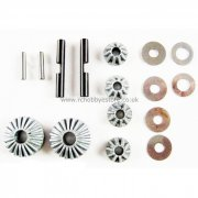 81042 Diff Gear Set 1/8 Scale HSP Bazooka Tornado etc.