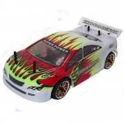 NEW 1/16 Scale Pro Spec Brushless Electric RC RTR On Road Car with 2.4GHz Radio