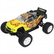 TRIBESHEAD 2 1/10th Electric 4WD Off-Road RC Truggy with 2.4GHz Radio