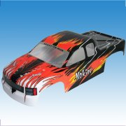 86291 1/8th Scale RC Monster Truck Painted Body Shell