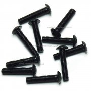 M3x14mm Cap Head machine Screw Pack 10pcs.