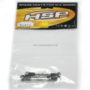 86009 Front Steering Linkage 2 pcs. 1/16 Scale HSP