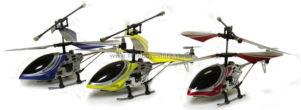 Falcon-X mini helicopter
