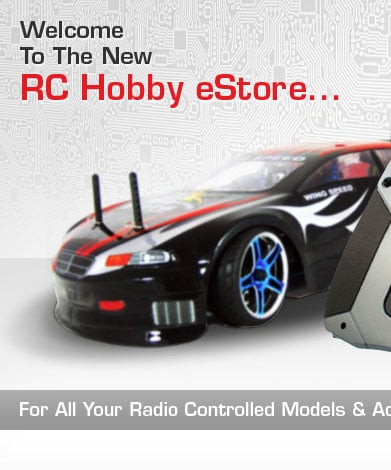 Welcome to the new RC Hobby eStore