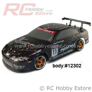 HSP 94123 1/10 Scale 2.4GHz Electric 4WD RTR RC Drift Race Car