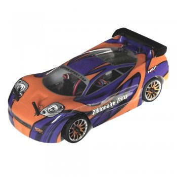 HSP 1/16 Scale Pro Spec Brushless Electric RC RTR On Road Car with 2.4GHz Radio