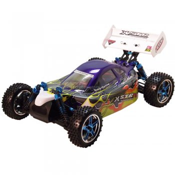 HSP XSTR Pro 1/10 Scale Top Pro 3S Brushless 4WD Off-Road Buggy 2.4GHz