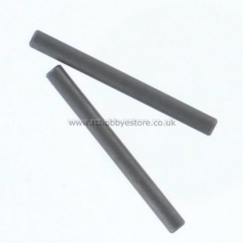 HSP 60069 Front Hub Carrier Hinge Pins (Long) 3x31 1/8 Scale 2pcs.