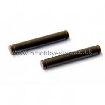 HSP 60067 Rear Hub Carrier Hinge Pins 1/8 Scale (short) 3x19.7 2pcs.