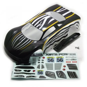 HSP 10131 1/10 Scale RC Drift Car Painted Body Shell