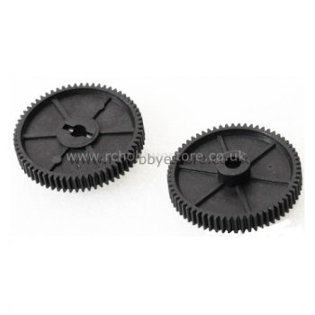 HSP 11164 Main Gear (64T) 1/10 HSP buggy etc