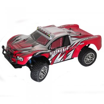 HSP 94170TOP 1/10 Brushless Rally Race Truck - Lipo Powered Short Course RC Truck 2.4GHz