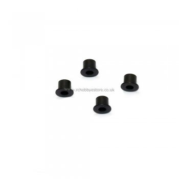 HSP 60042 Steering Shaft Bushes 5.8mm dia (4 pcs.) 1/8th Scale