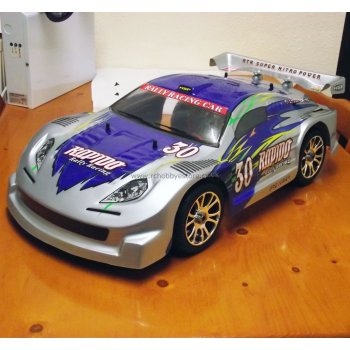 HSP 1/8th Top Spec Brushless Electric Powered Advanceed On-Road Race Car