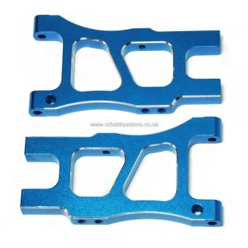 HSP 166021 (06042B) Alloy Upgrade Rear Lower Arm 2 pcs HSP 1/10th Scale Buggy (PB)