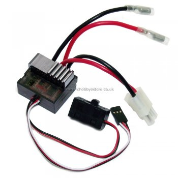HSP 03018 Electronic Speed Control 30 Amp For Electric RC Cars Trucks Buggy