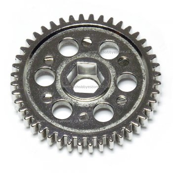 02040 Metal Throttle Spur Gear 44T for HSP, Atomic Amex,Himoto etc.
