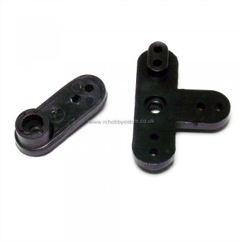 HSP 02072 Servo Arm for 1/10th scale RC Car 2 pcs.