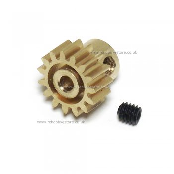 HSP 11185 Motor Pinion Gear (15T MOD 0.8) 1/10th Scale