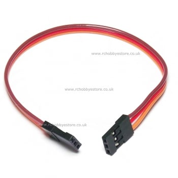 RCH JR servo extension Lead 15cm Male - Male