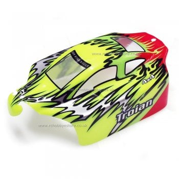 Wind Hobby 18504 1/16 Scale RC Buggy Painted Body Shell