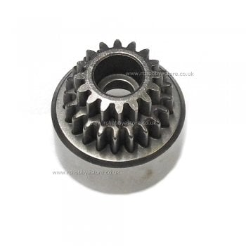HSP 02023 Clutch bell (Double Gears) 1/10th scale 2 speed nito RC Car, Buggy Truck