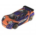 1/16 Scale Pro Spec Brushless Electric RC RTR On Road Car with 2.4GHz Radio