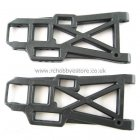 06012 Rear Lower Suspension Arm 2 pcs. 1/10th scale