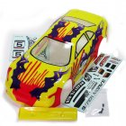 01014 1/10 Scale On-Road Car Painted Body Shell