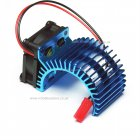 Heat sink with Fan for 540 size (36mm) Motors HSP 03303B