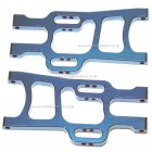 108021 Blue Aluminium Rear Lower Suspension Arm L/R 1/10 HSP RC Truck Hotup Part