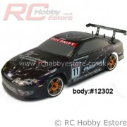 94123 1/10 Scale 2.4GHz Electric 4WD RTR RC Drift Race Car