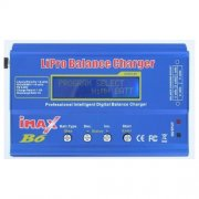 NEW Digital LiPo LiON NiMH Battery balance & fast field charger