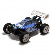 TROIAN 1/16 Scale 4WD Electric Powered Off-Road Buggy with 2.4GHz Radic