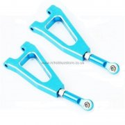 860002 Front Upper Suspension Arm 1/8th Scale 2 pcs. (L/R)