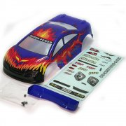 18202 1/16 Scale On-Road RC Car Painted Body Shell