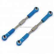 860015 860015N Rear Upper Suspension Arm Alloy upgrade 1/8 Scale 2 pcs.
