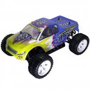 All NEW 1/10 BRONTOSAURUS Electric 4WD Off-Road RC Monster truck with 2.4GHz Radio