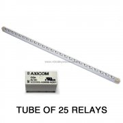 Relay DPCO 3A 9V 150mW Coil Axicom D2n V23105A (Price for 25 pcs.)
