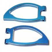 188018 Aluminum Front Upper Suspension Arm for 1/10 Truck 2 pcs. (08036B)