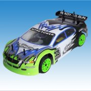 Sonic 1/10 Scale Nitro Road Racer RTR with 2.4GHz Radio Included
