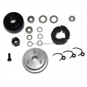 81020 Clutch Assembly kit complete 1/8 On-road Car Off-roas Truck Bazooka etc