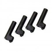 02046 Radio Tray Support Post A 4 pcs. 1/10 RC Car
