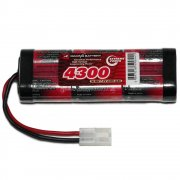 7.2V 4300mAh NiMH battery racing pack for R/C Car with Tamiya connector